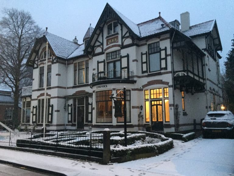 Sneeuwsonnevanck